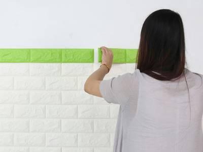 Cung cấp sỉ lẻ miếng dán tường 3D tại Hải Phòng 3