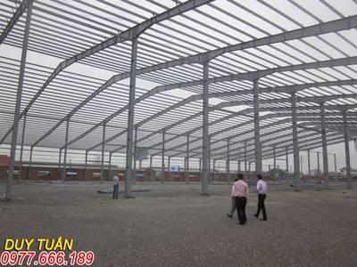 Mái tôn lạnh, mái vòm sân thượng, thi công trọn gói 10