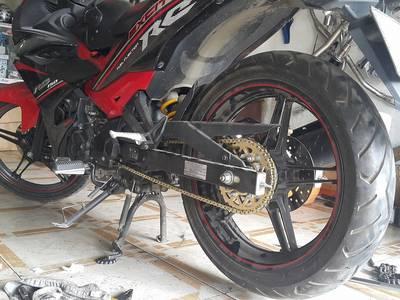 Nhông xích vàng Thailand, cho các loại xe máy. 5