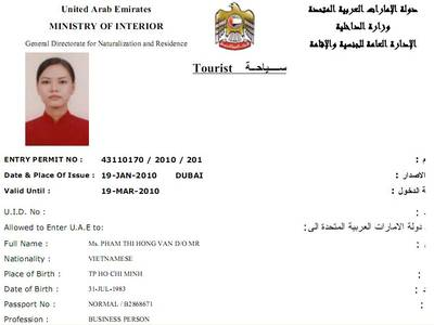 Làm Visa đi Dubai, Visa Các nước Ả Rập. điều kiện Thủ tục xin Visa 0