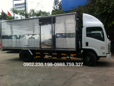 Xe tải isuzu 15
