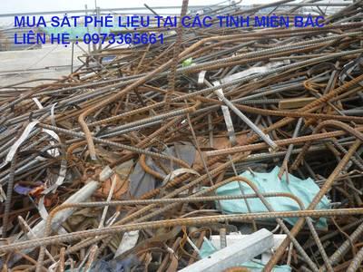 Chuyên thu mua phế liệu sắt tại các Bắc Ninh và các các tỉnh Miền Bắc 0