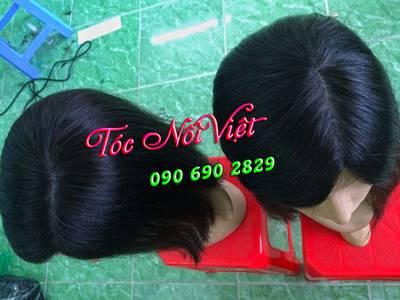 Mua bán tóc nối thật, tóc nối giá rẻ, tóc nối vê keo, tóc dệt kẹp cột, tóc đầu giả 13