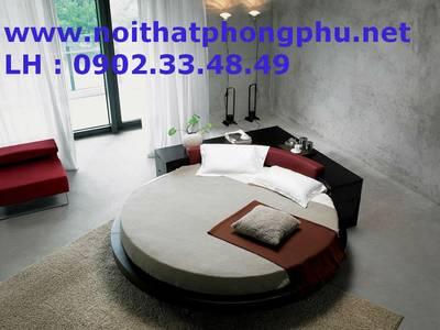 NỘI THẤT PHONG PHÚ.net - Chuyên Cung Cấp Giường Tròn Ấn Tượng Giá Rẻ 15