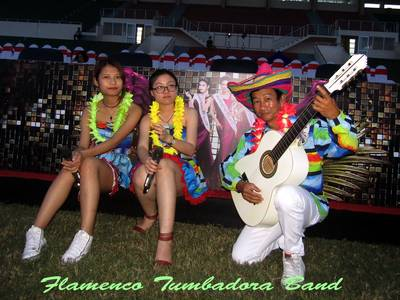 Ban nhạc Flamenco TUMBADORA BAND vui nhộn cho Tour du lịch của quý vị 1