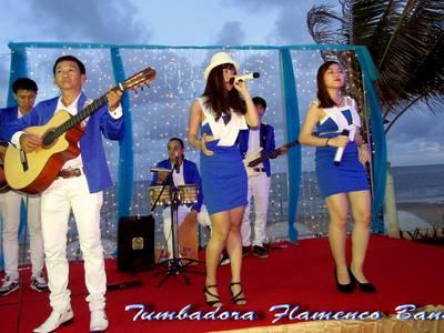 Ban nhạc Flamenco TUMBADORA BAND vui nhộn cho Tour du lịch của quý vị 11