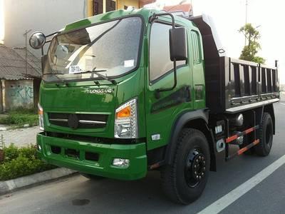 Mua bán xe tải ben trường giang đông phong 8.5 tấn thành cao 1m , giá rẻ nhất Miền Bắc 9