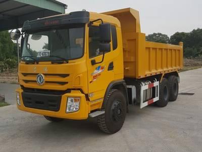 Mua bán xe tải ben trường giang đông phong 8.5 tấn thành cao 1m , giá rẻ nhất Miền Bắc 8