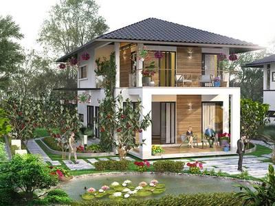 Biệt thự nghỉ dưỡng sinh thái Hòa Bình 7