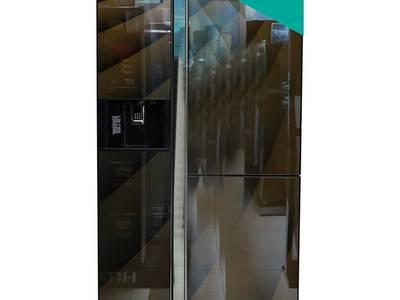 Tủ lạnh Hitachi R-FM800AGPGV4X 3 cửa 584 lít, Inverter mặt gương 0
