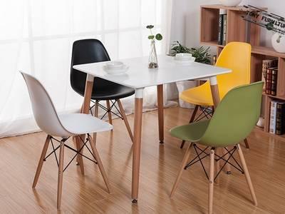 Bộ bàn ghế ăn mang phong cách hiện đại, trẻ trung 0