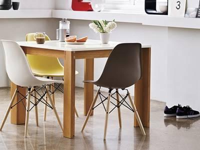 Bộ bàn ghế ăn mang phong cách hiện đại, trẻ trung 2