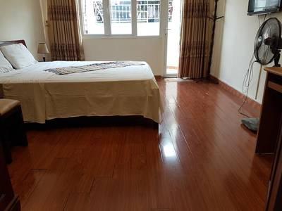 Cho thuê căn hộ đủ đồ đẹp phố Trần Hưng Đạo 1