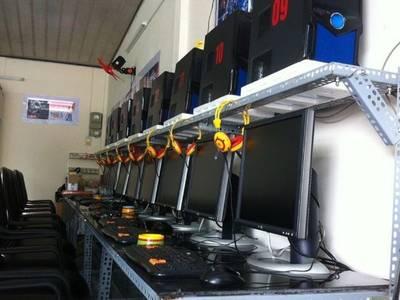 Chuyên MUA THANH LÝ DÀN NET, máy tính, máy văn phòng cũ tại Hải Phòng giá cao, thanh toán nhanh gọn 3