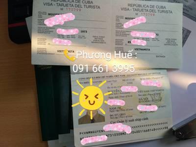 Dịch vụ làm visa đi các nước chuyên nghiệp 8
