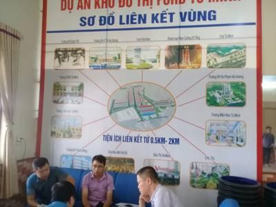 Bán đất Dự Án Khu đô thị Ford Tứ Minh, phường Tứ Minh, Thành phố Hải Dương 1