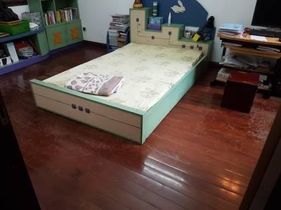 Cho thuê nhà riêng phố Trần Hưng Đạo - Hàng Bài 62m2x5T full đồ 7