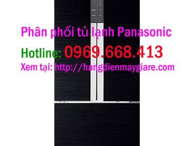 Tủ lạnh Panasonic NR-CY558GKV2 491 lít 3 cửa Inverter 0