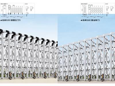 Bán vá thi công bộ cổng xếp tự động được sản xuất 100 tại quảng châu trung quốc 0