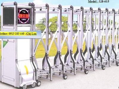 Bán vá thi công bộ cổng xếp tự động được sản xuất 100 tại quảng châu trung quốc 2