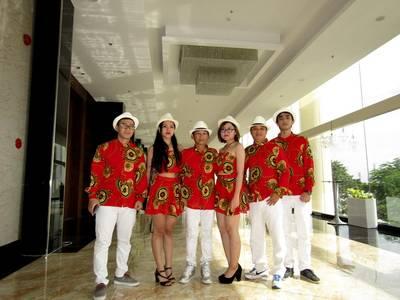 Cho Thuê Ban Nhạc Chuyên Nghiệp Uy Tín Nhất Sài gòn- Flamenco Tumbadora Band 3