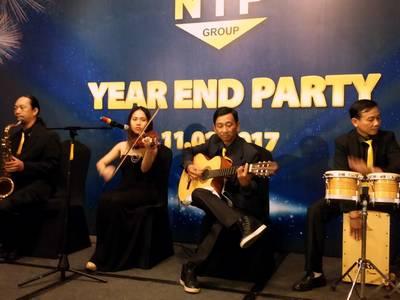 Cho Thuê Ban Nhạc Chuyên Nghiệp Uy Tín Nhất Sài gòn- Flamenco Tumbadora Band 4