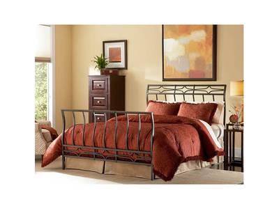 Mẫu giường sắt đơn giản   đẹp   sang trọng phù hợp gia đình có trẻ nhỏ 6