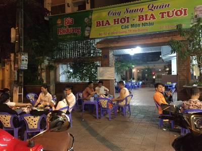 Cần  sang nhượng quán hoặc  cho thuê mặt bằng kinh doanh tại đường Hồng Quang, tp Hải Dương 1