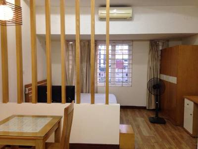 Cho thuê căn hộ đủ đồ phố Láng Hạ, diện tích 35m2 giá 6,5 triệu 4