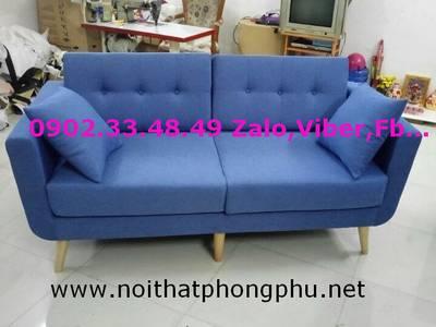 Ghế Sofa Đôi hạnh phúc - Sofa đôi phòng khách sang trọng 1