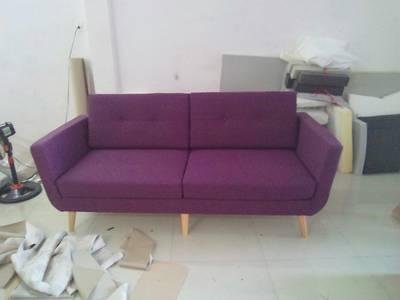 Ghế Sofa Đôi hạnh phúc - Sofa đôi phòng khách sang trọng 8