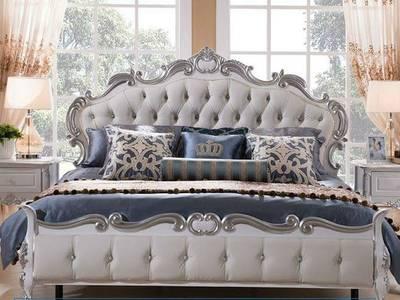 Giường ngủ cổ điển sang trọng - Giường ngủ Hoàng gia đẹp 2