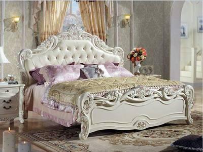 Giường ngủ cổ điển sang trọng - Giường ngủ Hoàng gia đẹp 7