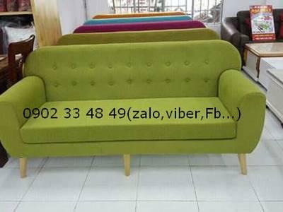 Sofa phòng khách sang trọng - sofa vải tặng kèm bàn nước 6