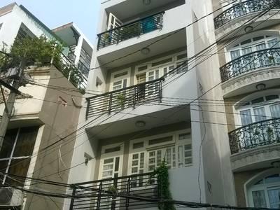 Cho thuê gấp nhà hẻm rộng 5m đường Nguyễn Bỉnh Khiêm, Quận 1: 4.5m x 9.2m, 3 lầu, ST, 3PN, 4WC... 1