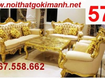 Sofa tân cổ điển cao cấp Cần Thơ An Giang - sofa cổ điển 0