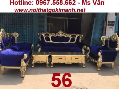 Sofa tân cổ điển cao cấp Cần Thơ An Giang - sofa cổ điển 4