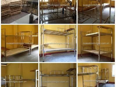 Sản xuất và cung cấp giường tầng sắt, giường tầng inox giá cạnh tranh nhất 18