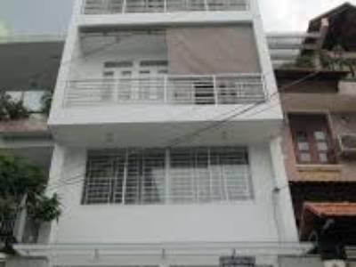 Nhà ngõ 203 Hoàng Quốc Việt, Dt 80m2 x 6 tháng, có thang máy, điều hòa 1