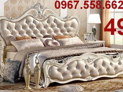 Top 20 mẫu giường cổ điển châu âu đẹp bán chạy nhất 15