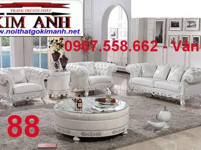 Sofa co dien - sofa gỗ cổ điển - sofa tân cổ điển giá rẻ 2