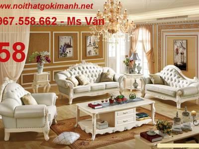 Sofa co dien - sofa gỗ cổ điển - sofa tân cổ điển giá rẻ 9