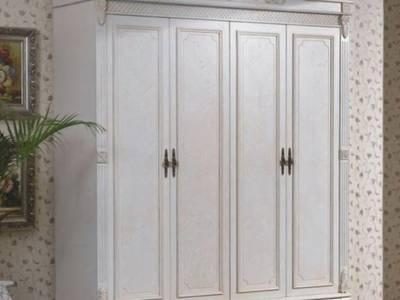 Tủ quần áo cổ điển, tủ quần áo tân cổ điển đẹp, mẫu mã đa dạng, giá cả hợp lý 6