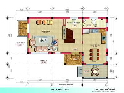Mở bán biệt thự FULL nội thất dự án Green Oasis Villas - BĐS nghỉ dưỡng Hòa Bình 0