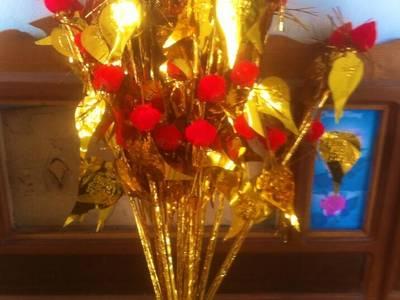 Cơ Sở Sản Xuất Hoa Giả Và Cây Lá Ngọc - Cành Vàng Uy Tín , Chất Lượng. 8