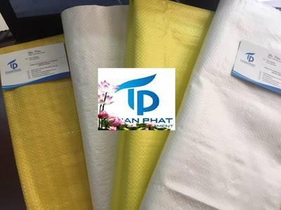 Chuyên cung cấp các loại bao đựng gạo trắng, in flexo giá rẻ 6