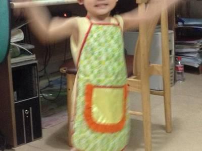 Quần áo hóa trang nghề nghiệp cho bé 2