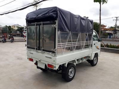 Xe tải nhỏ Thaco 800kg/900kg, xe tải Thaco towner 800 thùng mui bạt 2