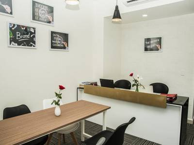 Cho thuê văn phòng giá rẻ khu Trần Thái Tông, Cầu Giấy, Hà Nội 4