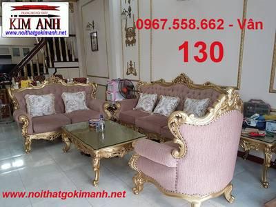 Sofa tân cổ điển cao cấp Cần Thơ An Giang - sofa cổ điển 11